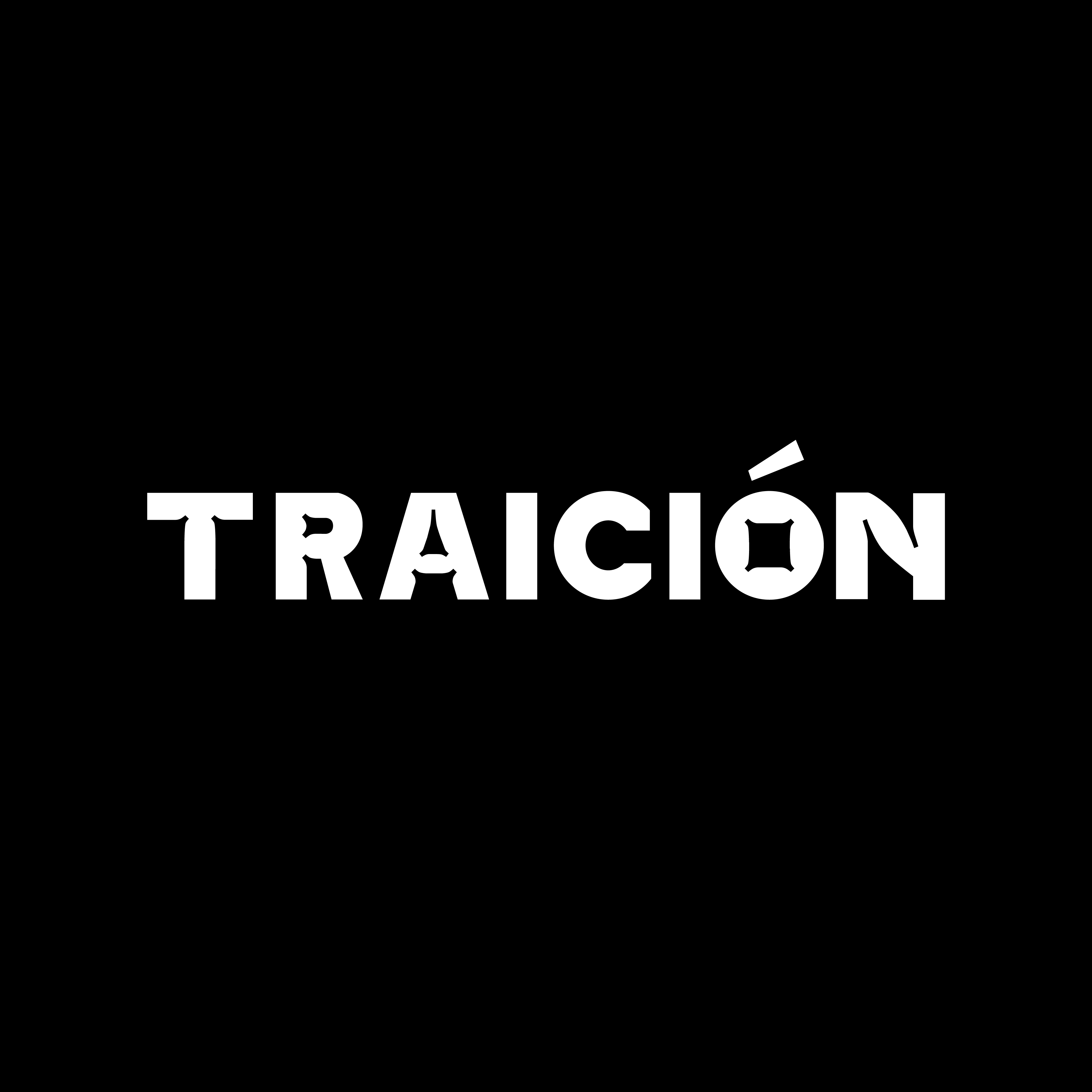 Logo para Traicion
